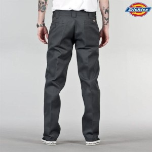 DICKIES 873 COUPE DROITE GRIS