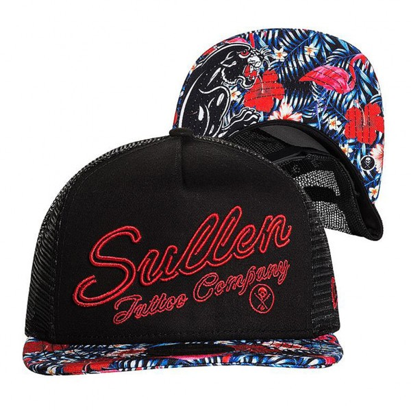 CASQUETTE NEON PANTHER