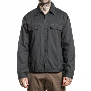 TOMBSTONE FLANNEL SUR-CHEMISE