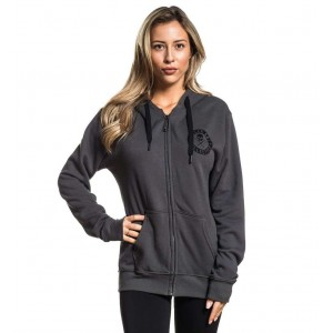 BOH ZIP FLEECE