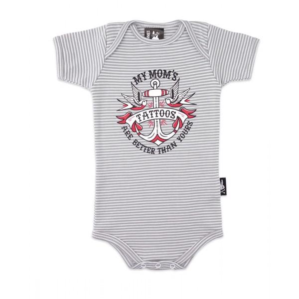 MOMMY'S TATTOOS (ensemble cadeau pour bébé)