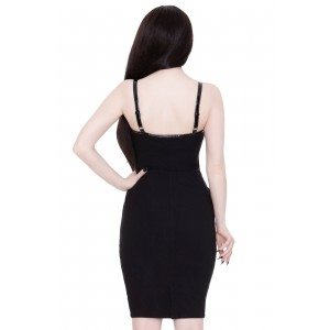DARKLANDS MIDI DRESS (B)