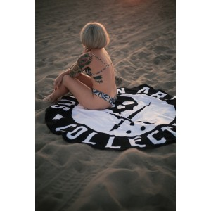 BADGE BEACH TOWEL SULLEN