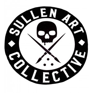 SERVIETTE BADGE SULLEN