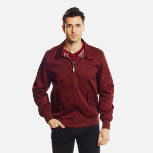 VESTE HARRINGTON HOMME