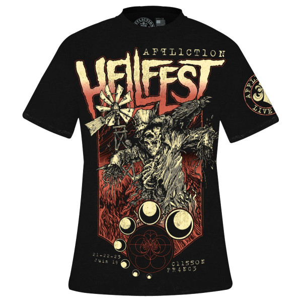 T-Shirt HELLFEST 2019