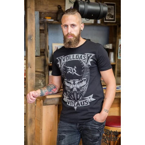 T-SHIRT HOMME VOLLGAS