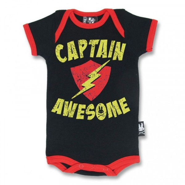 CAPTAIN AWESOME