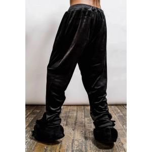 DEVIL'S LAIR LOUNGE PANTS (BLACK)