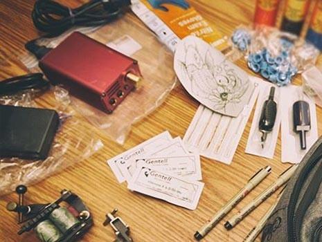 Tattoo's Accessories